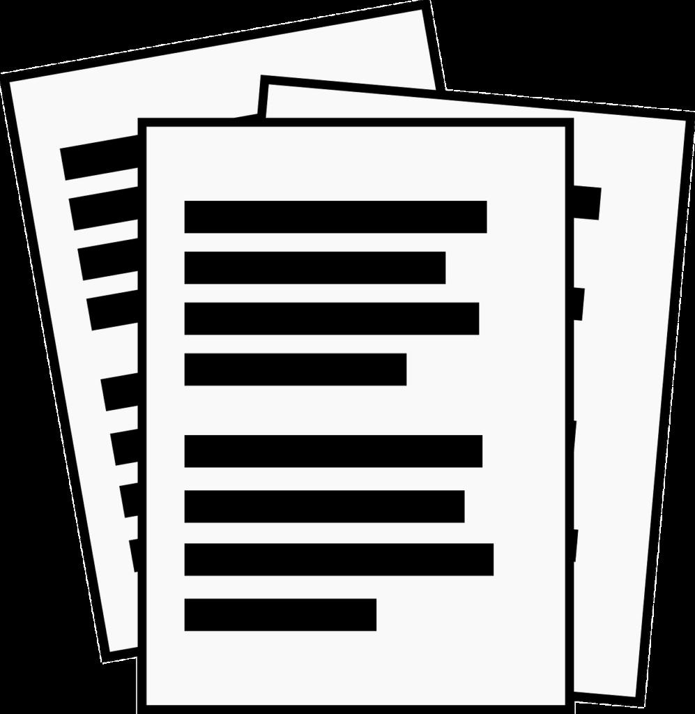 Beispielbild Dokumente